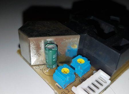 Sensor maintenance and fixing