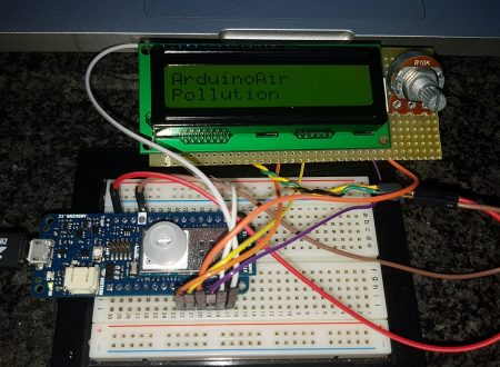 Tutorial: Arduino MKR1000 Display LCD HD44780